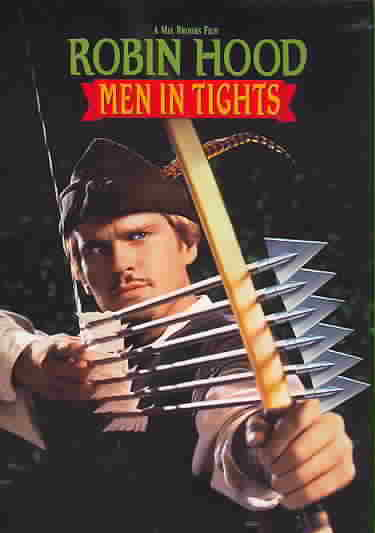 ROBIN HOOD:MEN IN TIGHTS BY ELWES,CARY (DVD)