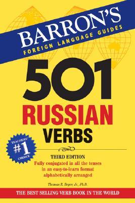501 Russian Verbs By Beyer, Thomas R.
